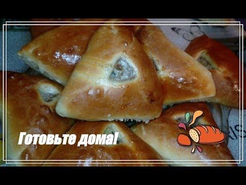 Татарский пирожки с мясом и картошкой рецепт 76