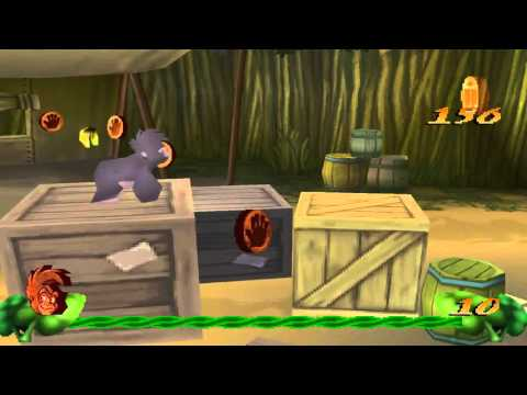 Disney S Tarzan Ps1 100% Walkthrough Part 9 Level 8