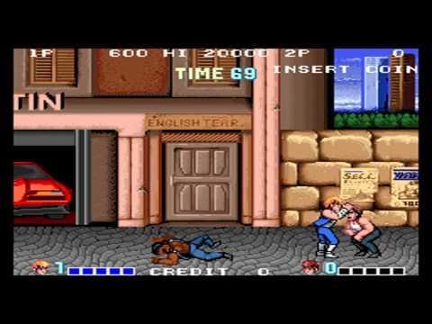 videogiochi anni 80\90 – Double Dragon