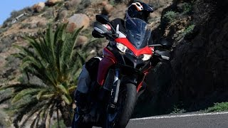 Ducati Multistrada 950 2017 press launch / onboard