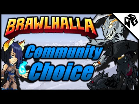 Community Choice: Yumiko, Asuri and Lucien - Brawlhalla Gameplay :: Watch Me Dash Dance!