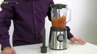 Philips HR 2096 Standmixer Test