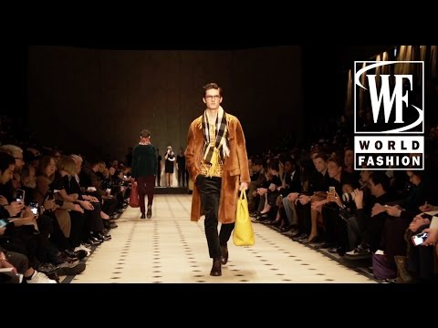 Burberry Prorsum Menswear Fall-Winter 15-16