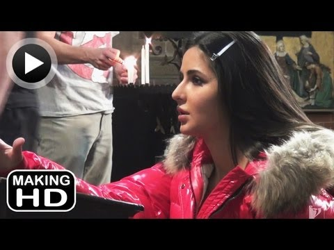 Katrina Kaif - Jab Tak Hai Jaan - Making Of The Film - Part 4