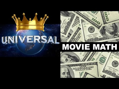 Box Office for Jurassic World, Inside Out, Ted 2 and Furious 7 vs The Avengers