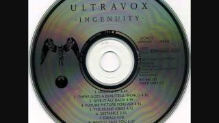 Watch Ultravox A Way Out A Way Through video