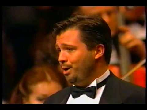 David Daniels 1997 - Ombra mai fu - Xerxes - Handel Music Videos