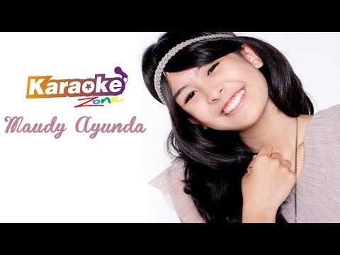 Maudy Ayunda - Perahu Kertas (Karaoke Tanpa Vokal)