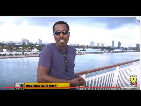 Winford Williams: Media Personality of The Year - Advertising Agencies Association Jamaica