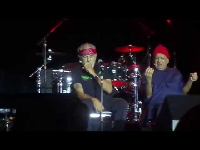 CHEECH n CHONG CRUISIN DENVER FILLMORE 4 17 14