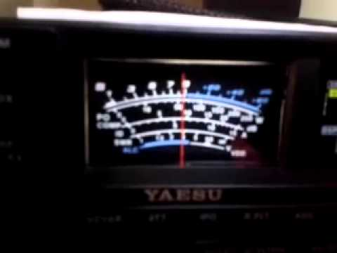 OF9X on 20 meters (14 Mhz) Yaesu FT-2000D IW2NOY - Frontend Problem