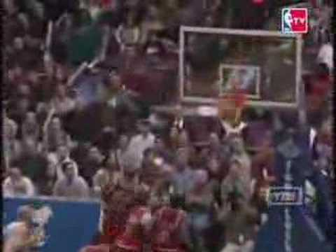 Jason Kidd's circus shot Video