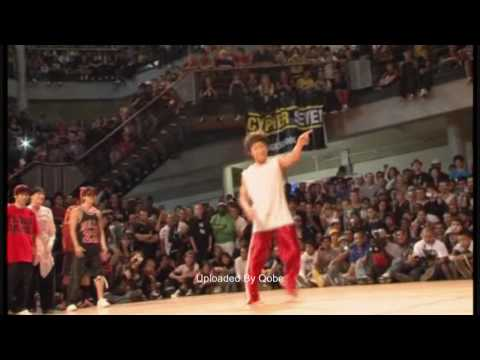 My version is larger Bboy Pocket - IBE 2009 (Morning Of Owl) (HD!) IBE 2009 - Pocket.