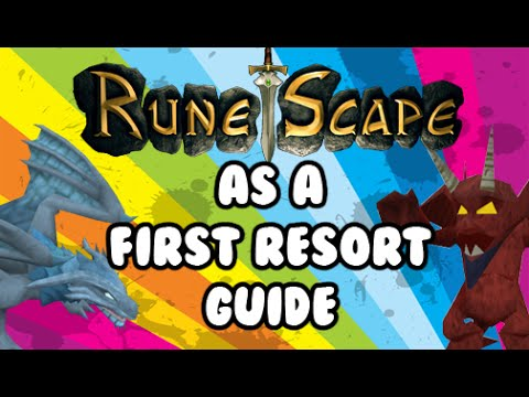 As a First Resort Quest Guide/Tutorial/How too   Runescape 3 - 2014-2015
