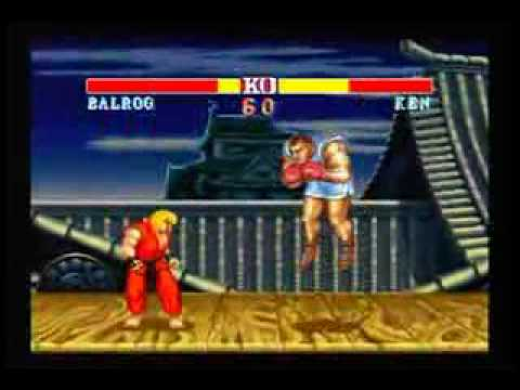 Street Fighter II Hyper Fighting Video Review