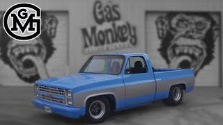 Street Racing 1985 Chevy C-10 - Build Of The Week - Gas Monkey Garage
