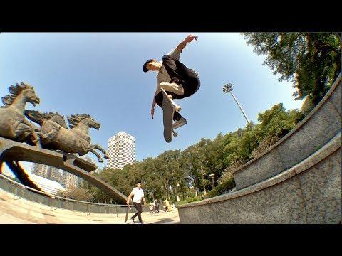 "Egor Kaldikov's ""Union Skateboards"" Part"