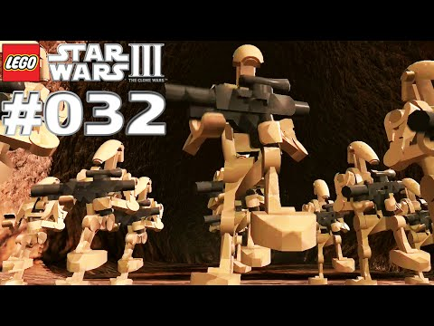 Let's Play LEGO Star Wars 3 The Clone Wars #032 Droidenarmee [Together] [Deutsch]