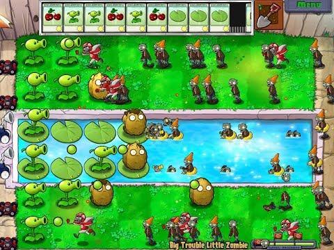 Hoa quả nổi giận   Cuộc xâm lược của 100000 Zombies tí hon