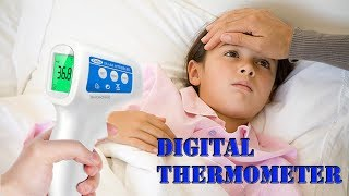INFRARED THERMOMETER REVIEWS | CHILDREN'S THERMOMETER REVIEWS | BABY THERMOMETER REVIEWS