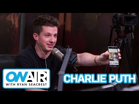 Charlie Puth Texts John Mayer in 'Puth or Dare' | On Air with Ryan Seacrest