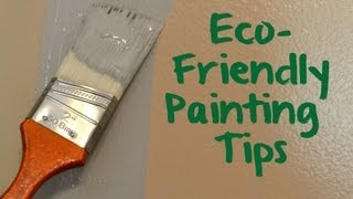 Green Nursery: Eco-Friendly Painting Tips