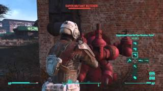 Fallout 4 PS4 - The Lost Patrol - Investigate the Satellite Array