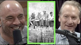People Used to be Rougher w/Bill Maher | Joe Rogan