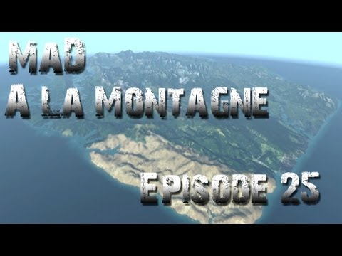 Let's Play DayZ [MaD à la montagne] - Ep.25 : Choix cornélien thumbnail