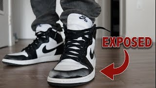 Crep Protect Ruined My Sneakers!! (Exposed)   A Sneaker Life
