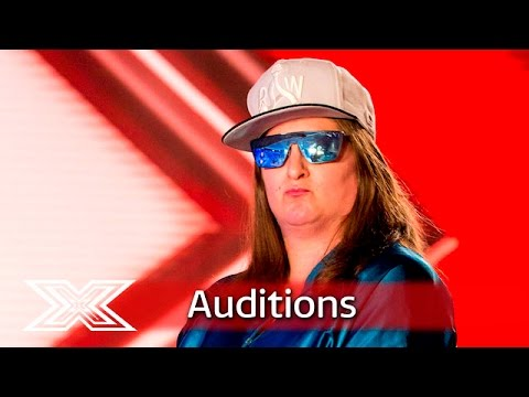 Will the Judges be down with Honey G?   Auditions Week 1   The X Factor UK 2016