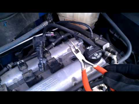 How to change spark plugs - 2007 Pontiac G6 1sv