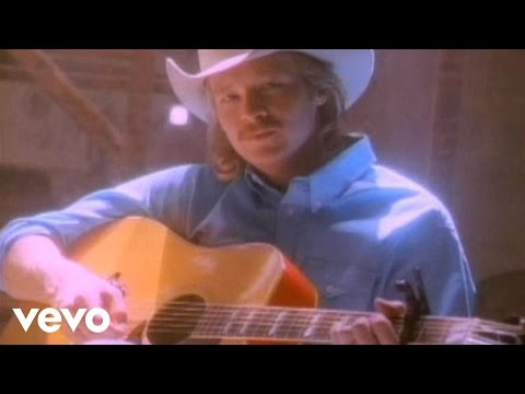 Alan Jackson - Wanted Video