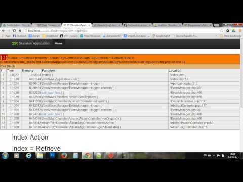 Using Zend Framework 2 Sample - Php - Scribd