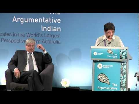 Australia India Institute Conference: India's Political System - the Way Forward