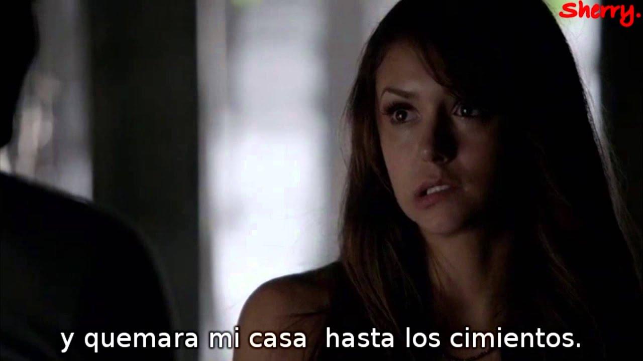 Stefan,Elena y Damon 5X04 SUB ESPAÑOL - YouTube
