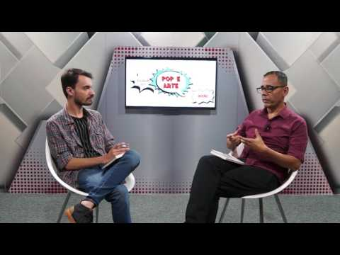 Entrevista com o escritor Franklin Carvalho