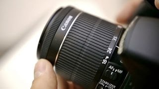 Canon EF-S 18-55mm f/3.5-5.6 IS STM lens review: How good is Canon