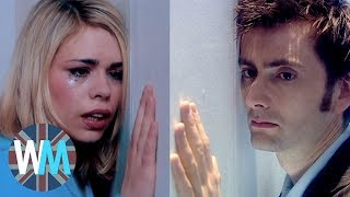 Top 10 Heartbreaking Doctor Who Goodbyes