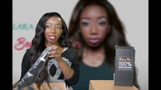 Amazon Hair Review: UNICE Virgin Malaysian & Sunny Hair Lace Frontal