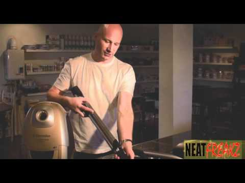 Vancouver Vacuum and Kitchen Store | Neat Freakz Inc. | Electrolux UltraSilencer Delux