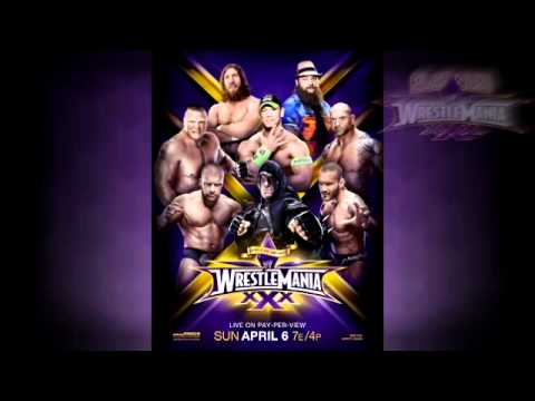 Wwe Wrestlemania 30 New Theme Song: legacy video