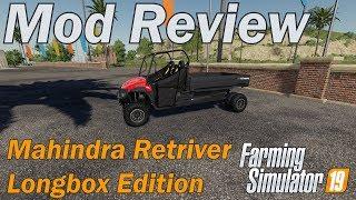 Mod Review - Mahindra Retriver Longbox Edition