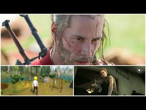 Сериал о Ведьмаке столкнёт лбами CD Projekt RED и Анджея Сапковского | Игровые новости