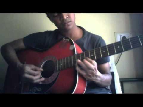 Ishq bina kya jina yaaron - Taal guitar cover
