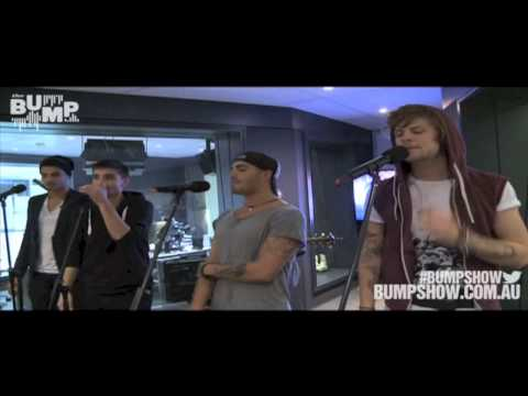 The Wanted Perform 'Glad You Came' | The Bump