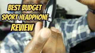 Best Budget Bluetooth Neckband Sport Headphone REVIEW