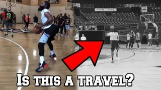 James Harden Shows off ALL OF HIS NEW MOVES! 3 DIFFERENT TYPES OF STEPBACK JUMPERS