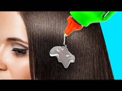 20 SIMPLE HAIR HACKS YOU'LL WISH YOU KNEW EARLIER