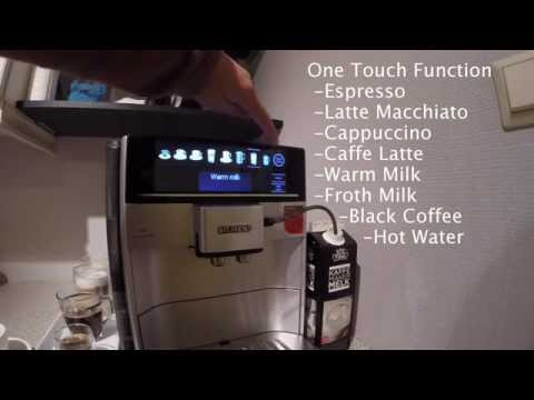 Siemens EQ.6 Bean to Cup (Actual Usage) - HD
